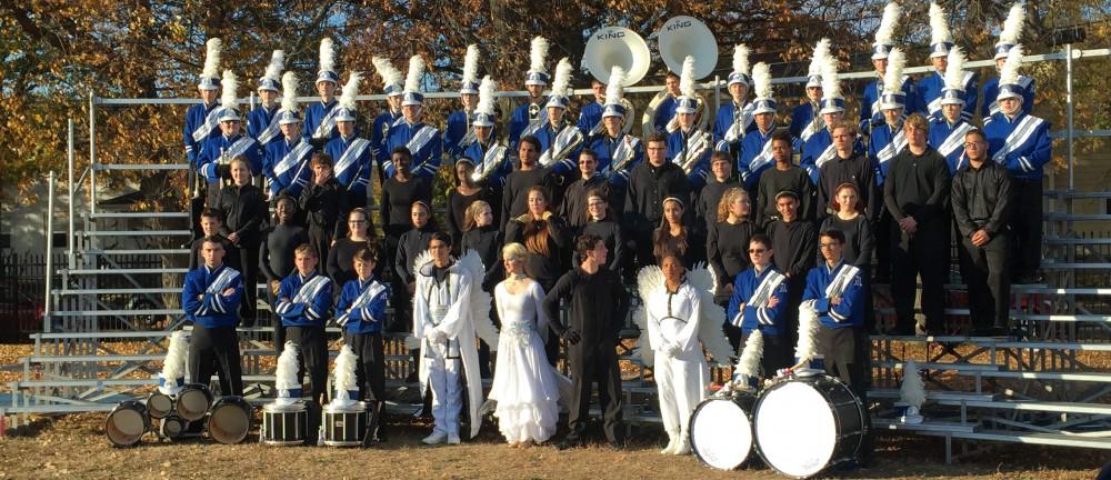 Medford Mustang Marching Band