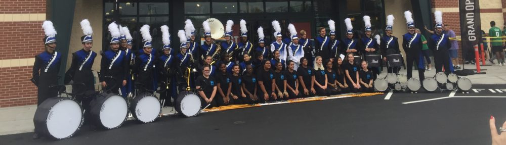 Medford Mustang Marching Band